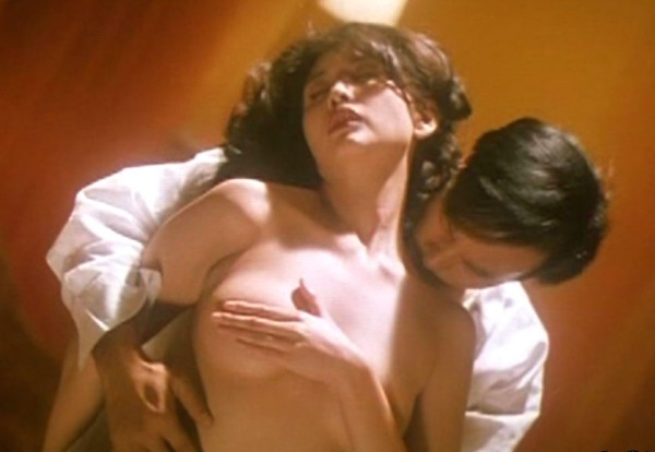 Chingmy Yau Nude Scene