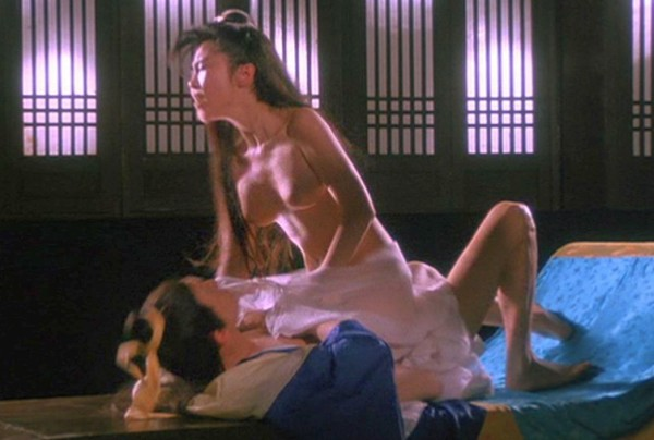 Isabella Chow Nude Scene
